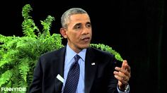 "Between Two Ferns with Zach Galifianakis: President Barack Obama ""Community Organizer""...LMFAO...I can't breathe...and I'm crying....lol..."