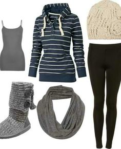 Cute outfit great for going out with friends/ school/or just a lazy day outfit