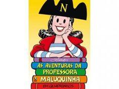 Aventuras da Professora Maluquinha em Quadrinhos - Globo