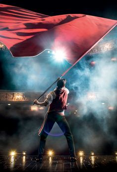 West End's LES MISERABLES 30th Anniversary Postcards (Michael Colbourne)