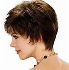Image result for Short Hairstyles for Women Over 60 Fine Hair