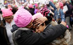 The Best Images From the Women's March in Washington, D.C.