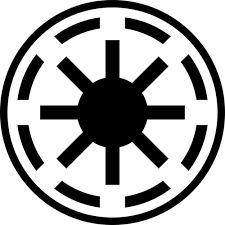 Star Wars - Galactic Republic Symbol