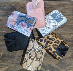 Spring has Sprung at Crafted Decor: New Arrivals, Returning Favourites Spring Has Sprung, Animals For Kids, Scrunchies, Color Trends, Hibiscus, Vegan Leather, Separate, Cross Body, Tassel