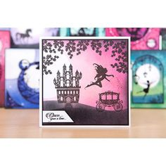 Hunkydory For the Love of Stamps - Twilight Kingdom Collection, 59 Pieces (154709) | Create and Craft