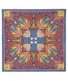 lust: silk scarf, liberty of london