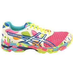 I'm sooo getting these as soon as they're available in February!  Asics Women's Noosa Tri 7