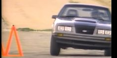 Fox Mustang Television Commercials