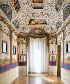 Palazzo Milzetti, Fainza, Italy