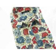 Un imprimé Liberty haut en couleur.  Atelier privé, spécialiste de la chemise homme depuis 1971.    http://www.atelierprive.com