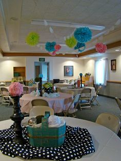 @Lindsay Vollmar Muffins with Mom, Mother's Day tea party. Wouldn't this be fun for the moms and daughters at church??