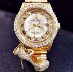 Luxury Rolex  Via♕ LadyLuxury♕