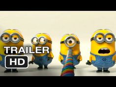 The minions from Despicable Me are back and in tune in this Despicable Me 2 teaser trailer.