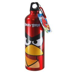 Angry Birds 24 Ounce Aluminum Water Bottle with Carabiner Assortment Angry Birds http://www.amazon.com/dp/B0060A7YQ2/ref=cm_sw_r_pi_dp_TQtzub1DPZT73