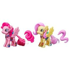 MLP Princess Fluttershy and Pinkie Pie Hasbro Pop 2-pack
