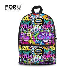 $44.99 (Buy here: https://alitems.com/g/1e8d114494ebda23ff8b16525dc3e8/?i=5&ulp=https%3A%2F%2Fwww.aliexpress.com%2Fitem%2FUnique-Children-Backpacks-Designer-Kids-Graffiti-Backpacks-Casual-Canvas-School-Book-Bag-for-Boys-High-Quality%2F32649941049.html ) Unique Children Backpacks Designer Kids Graffiti Backpacks Casual Canvas School Book Bag for Boys High Quality Rucksack for just $44.99