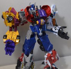 Transformers News: Transformers Generations Combiner Wars Legends Upgrades and Fanmodes Roundup