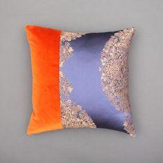 Chinoise Limited Edition Pillow by MONC XIII : monc13.com #Home #Decor http://www.IrvineHomeBlog.com/HomeDecor/  ༺༺  ℭƘ ༻༻