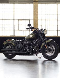 The ultimate holiday sled. | Harley-Davidson Softail Slim S #harleydavidsonsoftailslim