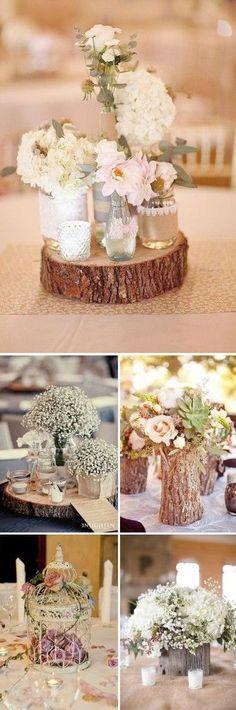 The Importance of Wedding Centerpieces to Your Wedding Reception Planning - Vera's Wedding Help Garden Wedding, Wedding Table, Diy Wedding, Rustic Wedding, Dream Wedding, Wedding Day, Elegant Wedding, Wedding Country, Country Weddings