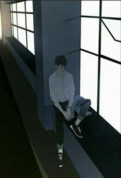 Here u are Anime Girl Neko, Sad Anime, Anime Guys, Manga Anime, Anime Art, Manga Cute, Manga Boy, Boys Wallpaper, Cartoon Wallpaper