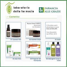 Scopri la nuova linea di cosmetici del Laboratorio della Farmacia! Visita il nostro catalogo online all'indirizzo http://ldf.farmaciaallegrazie.it/catalogo/Cosmetico/c/386.html  #farmaciaallegrazioe #farmacia #bassano #laboratorio #cosmesi #fitoterapia
