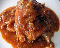 HCG Diet Chicken Paprika