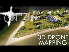 3D MAPPING with a DJI Phantom & Drone Deploy - YouTube