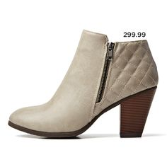 What would you pair these boots with? New Look, Latest Fashion, Ankle Boots, Booty, Pairs, Shoes, Ideas, Ankle Booties, Swag