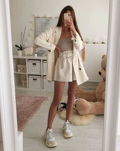 Casual Outfits, Summer Outfits, Casual Clothes, Fashion Network, Future Fashion, Summer Looks, Latest Fashion For Women, Women's Fashion Dresses, Outfit Of The Day