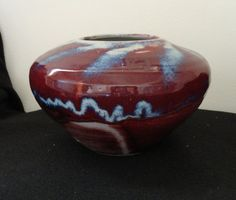 Vintage Chinese Junyao Vase or Pot 20th by ArtsCollectiblesbyKT, $49.00