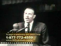 George Beverly Shea - How Great Thou Art ( 1961 Miami )