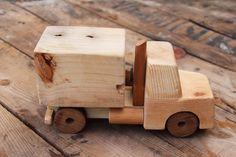 Madera de camiones camiones coleccionables por SuitCaseWorkshop