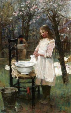 Flora MacDonald Reid (English, 1879-1929)