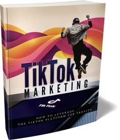TikTok Marketing Guide For Business Successful Marketing Campaigns, Social Media Marketing, Marketing Strategies, Make Money Blogging, How To Make Money, Earn Money, Software, Social Media Detox, Creative Video