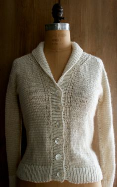 New Treeline StripedCardigan - The Purl Bee - Knitting Crochet Sewing Embroidery Crafts Patterns and Ideas!