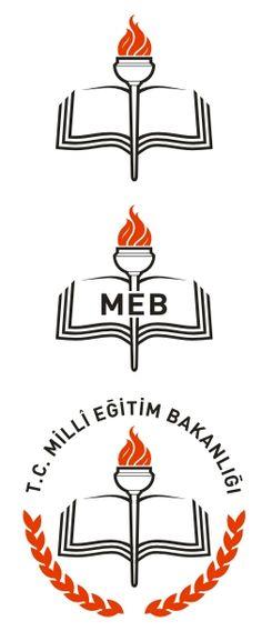 T.C. Milli Eğitim Bakanlığı Vektörel Logosu [Republic of Turkey Ministry of National Education ]