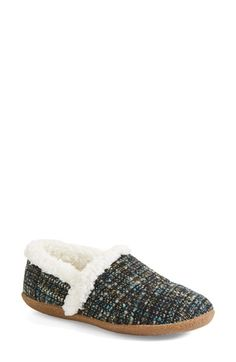 TOMS 'Classic - Bouclé Slippers (Women) available at #Nordstrom