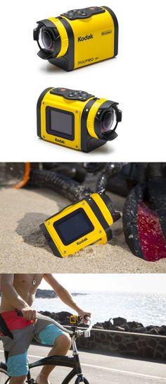 Kodak PIXPRO SP1 Action Cam It's the poor man's Go-Pro