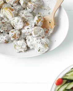 Herbed Potato Salad - Martha Stewart Recipes