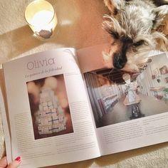 "@oliviasoaps en Instagram: ""Entrevista de Olivia Soaps en Kireei Magazine - Foto por www.lovetourismworld.blogspot.com.es #oliviasoaps"" (https://instagram.com/oliviasoaps)"