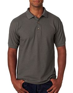 Buy Fashion Gildan 3800 Cotton Pique Polo at Discounted Prices ✓ FREE DELIVERY possible on eligible purchases. Pique Polo Shirt, Polo Ralph Lauren, Cotton, Mens Tops, Shirts, Stuff To Buy, Jewelry, Fashion, Color Combinations
