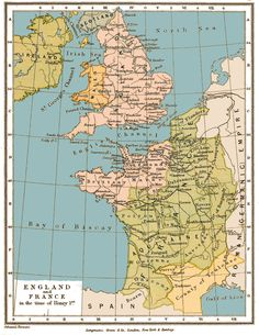 France in the Reign of Henry I