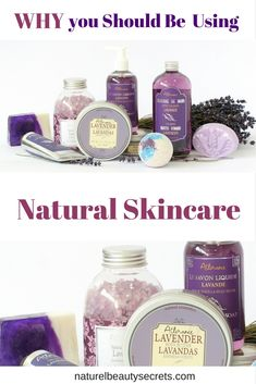 Use Natural Skincare Products, Or Make Your Own DIY, Homemade Skincare Recipes. Your Skin Will Benefit Greatly.