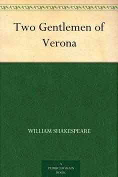 Two Gentlemen of Verona by [Shakespeare, William]