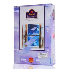 Price Rs.395/- Buy BILT Royal Executive Bond Paper A4 White 85GSM 500 Sheets Online in India