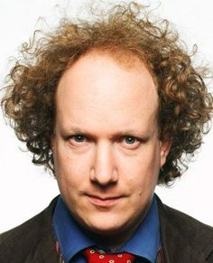 """Andy """"The Hot Truth"""" Zaltzman renowned for his pioneering work on the WILDLY popular podcast The Bugle with friend and collaborator John Oliver."""