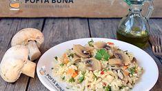 Pilaf de post cu ciuperci, reteta simpla, ieftina si rapida - YouTube Risotto, Potato Salad, Potatoes, Ethnic Recipes, Food, Youtube, Salads, Potato, Essen