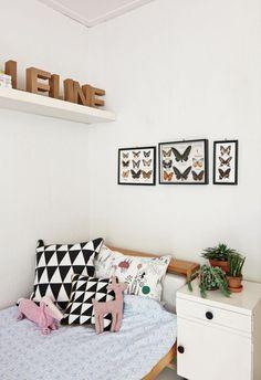 Little girl bedroom | simple bedroom ideas for kids