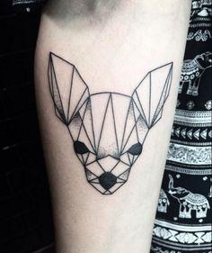 #dog #pet #chihuahua h #tattoo #ink #inspiration @pepevillaverde